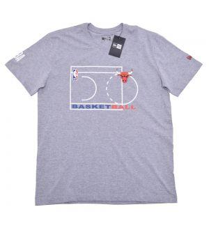 Camiiseta Chicago Bulls Essentials Block NBA New Era