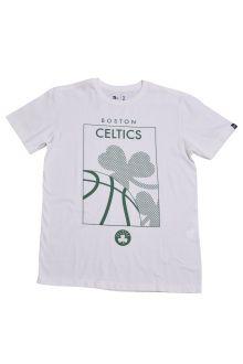 Camiseta Boston Celtics Essentials Square NBA New Era