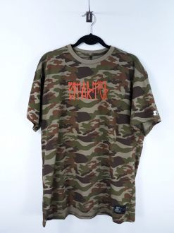 Camiseta Camuflada Pixo Starter