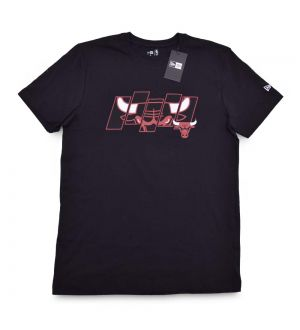 Camiseta Chicago Bulls Essentials Five NBA New Era