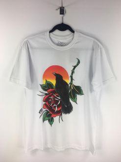 Camiseta Crow is Rose Blunt