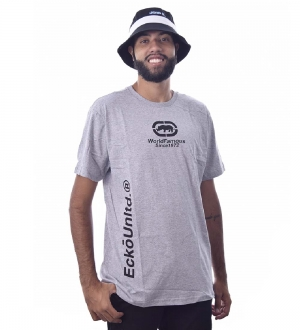 Camiseta Ecko Manga Curta