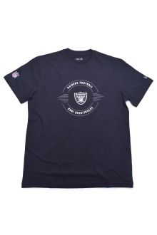 Camiseta Establisehd 1960 Raiders NFL New Era
