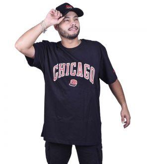 Camiseta Extra New Era Chicago Bulls