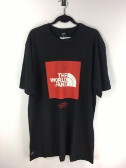Camiseta Extra Mundo Falso Chronic