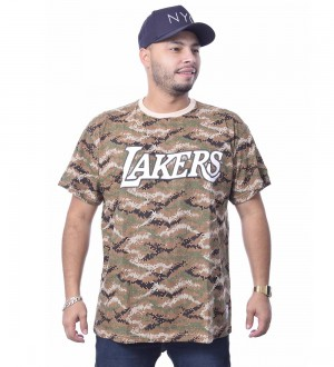 Camiseta Extra NBA  Los Angeles Lakers