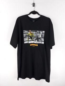 Camiseta Extra Usain Bolt Restam Cinco Chronic