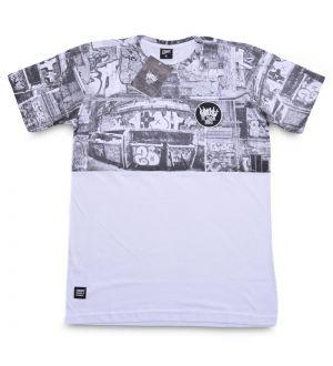 Camiseta Grafite Chronic