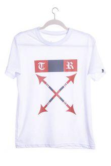 Camiseta Manga Curta Lança The Rocks