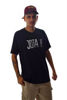 Camiseta Logo Lisa Jota K