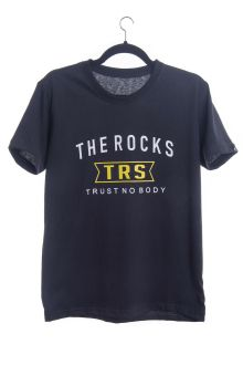 Camiseta Manga Curta TRS The Rocks