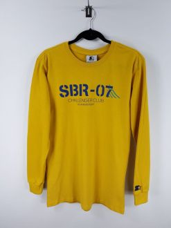 Camiseta Manga Longa SBR-07 Starter