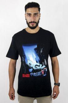 Camiseta Manhattan All Day and Night DGK