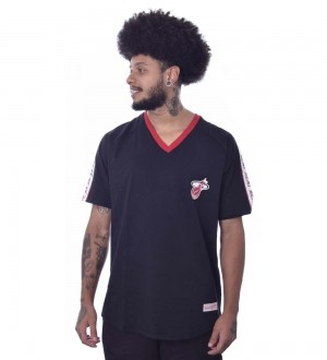 Camiseta Mitchell & Ness Miami Heat