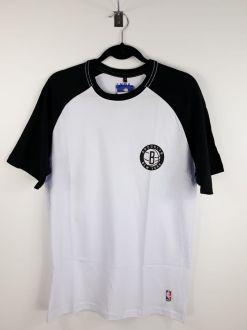 Camiseta NBA Brooklin Nets Raglan EST.2012 NBA