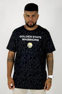 Camiseta NBA Golden State Warriors Camo NBA