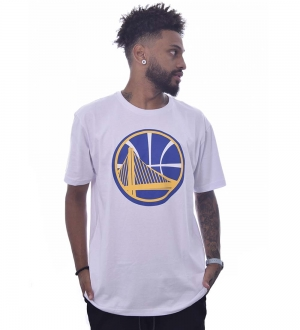 Camiseta NBA Golden State Warriors Manga Curta