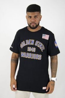 Camiseta NBA Golden State Warriors Mitchell & Ness