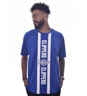 Camiseta NBA Manga Curta Los Angeles Clippers