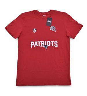 Camiseta New England Patriots Essentials Team NFL New Era