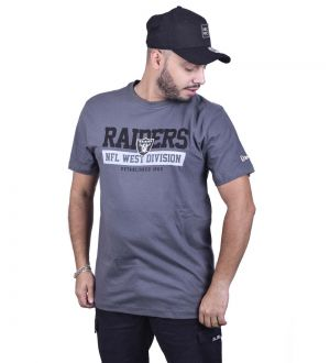 Camiseta New Era NFL Raiders