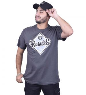CAMISETA NEW ERA RAIDERS