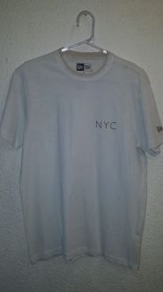 Camiseta New Era New York  Ne Premuim NYC