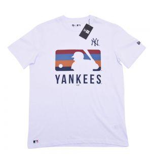 Camiseta New York Yankeers Color Stripe Batter MLB New Era