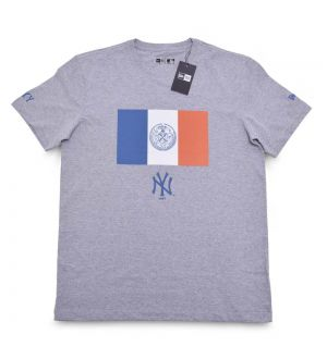 Camiseta New York Yankees Essentials Flag MLB New Era