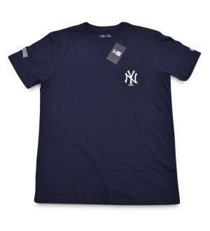 Camiseta New York Yankees Essentials Logo MLB New Era