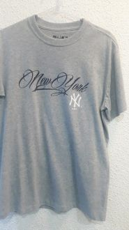 Camiseta New York Yankees Essentials S New Era
