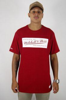 Camiseta Nostalgia CO Mitchell & Ness
