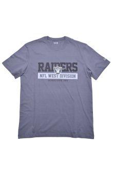 Camiseta Oakland Raiders Essentials Division NFL New Era