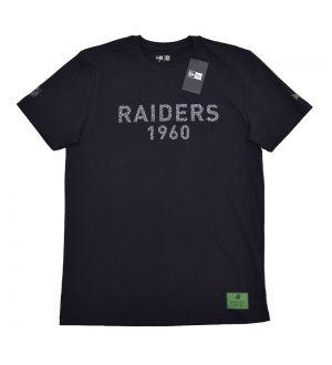 Camiseta Oakland Raiders Monotone Puff NLF New Era