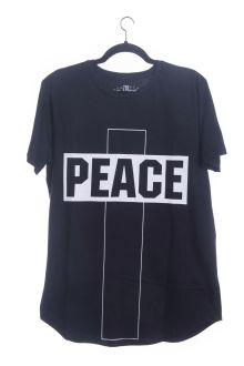 Camiseta Peace Longline Jota K