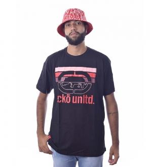 Camiseta Plus Size Ecko Estampada