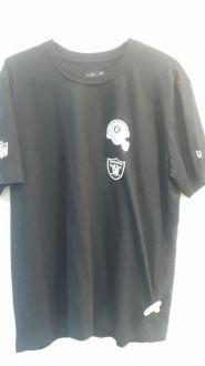 Camiseta Raiders Essentials New Era