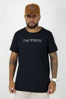 Camiseta Rajada The Rocks