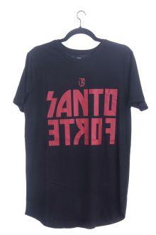 Camiseta Santo Forte Longline Jota k