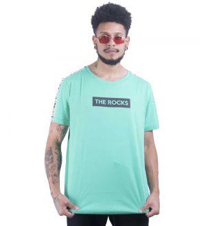 Camiseta The Rocks Faixa
