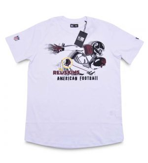 Camiseta Washington Redskins NFL New Era