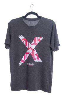 Camiseta Manga Curta X The Rocks