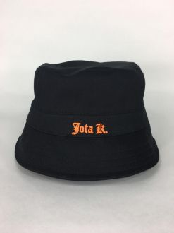 Chapéu Bucket Logo Fluorescente Jota k