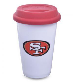 Copo NFL 49ERS Cerâmica