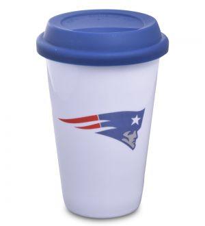 Copo NFL New England Patriots Cerâmica