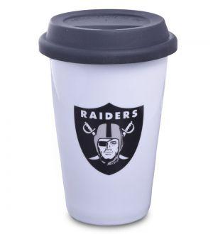 Copo NFL Raiders Cerâmica