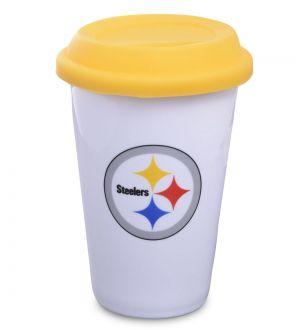 Copo NFL Steelers Cerâmica