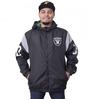 Corta Vento Extra New Era Oakland Raiders