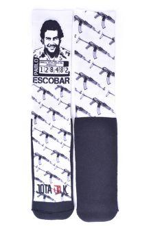 Meia Cano Longo Pablo Escobar Jota k