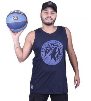 Regata Minnesota Timberwolves NBA Essentials Ac New Era